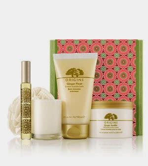 origins cosmetics 12 days of christmas musings 2014 give the gift of origins