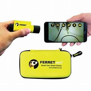 Cable Ferret Multipurpose Inspection Wifi Camera  U0026 Cable