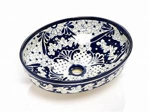 Bemalte Keramik Waschbecken : uncategorized mexikanische waschbecken und fliesen part 2 ~ Markanthonyermac.com Haus und Dekorationen
