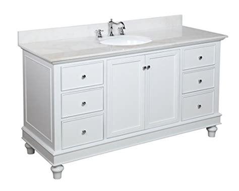 60 inch vanity cabinet single sink bella 60 inch single sink bathroom vanity whitewhite