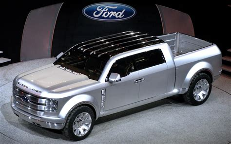 future ford a look back at ford 39 s truck and suv concepts truck trend