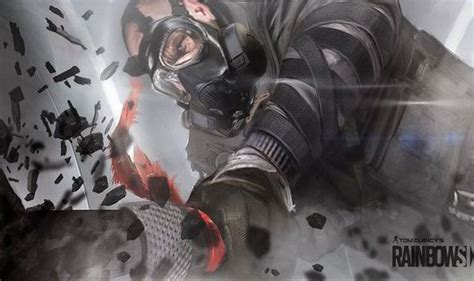rainbow  siege reveals deadly  flying