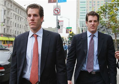 The winklevoss twins just became bitcoin billionaires. The Winklevoss Twins Are Once Again Cryptocurrency Billionaires | Celebrity Net Worth