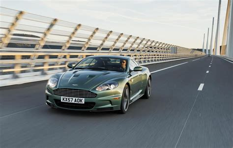 2008 Aston Martin Dbs Picture 326405 Car Review Top