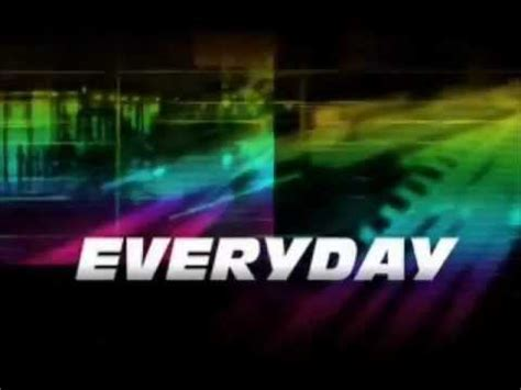 Everyday - Hillsong United - YouTube