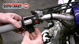 Tusk Motorcycle Compact Control Switch Installation