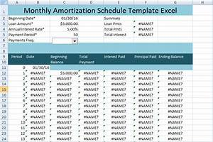monthly amortization schedule excel template uk project With monthly amortization schedule excel template