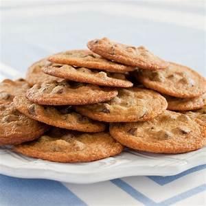 Thin, Crispy Chocolate Chip Cookies Recipe Cook's