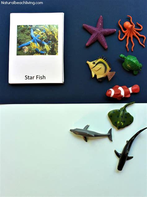 montessori theme preschool activities amp printables 765 | Ocean Preschool Activities 9t