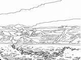 Coloring Antarctica Glacier Clipart Kid Printable Designlooter Rf Flag 2106 54kb sketch template
