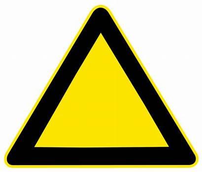 Svg Hazard General Triangle Sign Clipart Warning