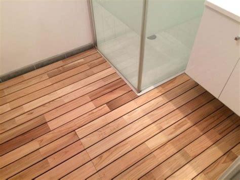 parquet flottant pour salle de bain et pi 232 ces humides