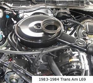 1983-1988 Chevrolet L69 5 0 Liter (305 CID) H O V8 - a