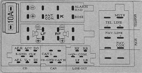 audi a3 symphony 2 headunit change lifier remote wire audiforums