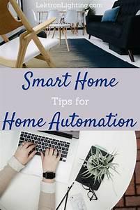 Smart Home Control : smart home home automation ideas lektron lighting ~ Watch28wear.com Haus und Dekorationen