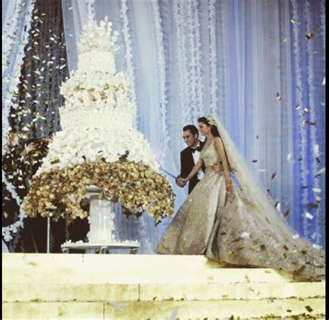 beautiful lebanese wedding cake lebanese wedding