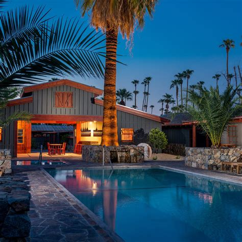 hotels sparrows hotel palm springs