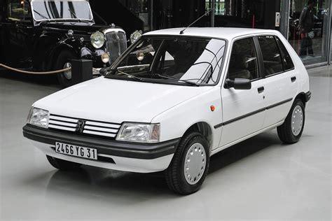 Peugeot 205 de 1994 à vendre pour 15.000 €   Auto55.be ...