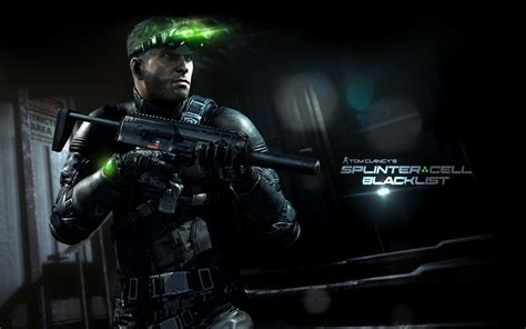 splinter cell blacklist wallpapers hd wallpapers id