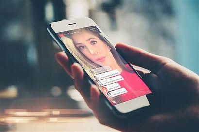 Streaming App Via Stream Starting Mobile Creators