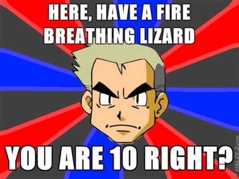Professor Oak Memes - image 141232 professor oak know your meme