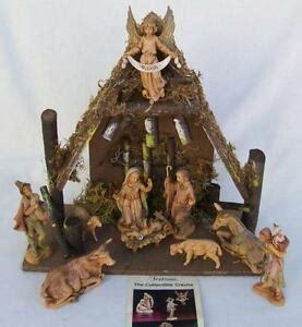 creche nativity figures on ebay nativity set ebay