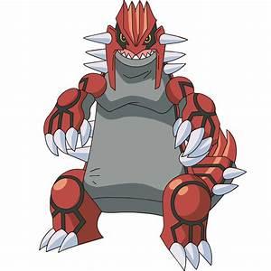 Pokemon Shiny Groudon Images | Pokemon Images