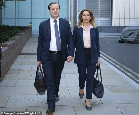 Natalie Elphicke MP describes how husband Charlie's ...