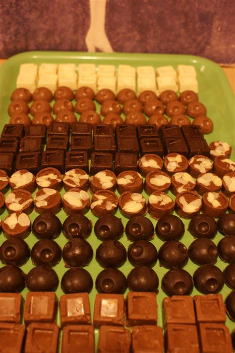 chocolats de noel fourchettes