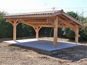 Abri De Jardin Ouvert : abris de jardin bois carport voitures bois garage bois ~ Premium-room.com Idées de Décoration