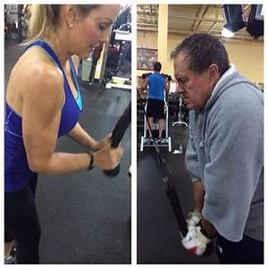 Bill Belichick Works Out With Girlfriend Linda Holliday In