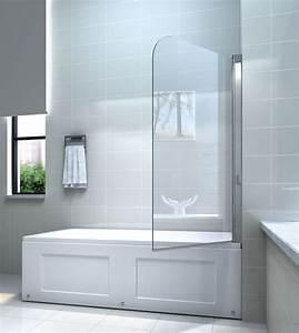 Glas Auf Herdplatte : neu glas badewannen faltwand duschwand badewannenaufsatz duschabtrennung sepa ebay ~ Markanthonyermac.com Haus und Dekorationen