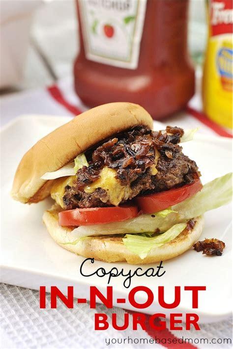 burger copycat recipe relish