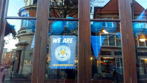 Leicester City: From Last Place To England's Likely Soccer ...