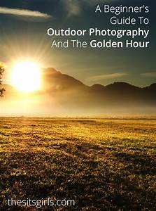 Outdoor photography golden hour