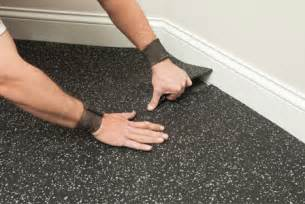 options in garage flooring