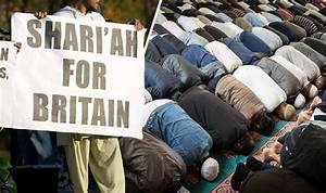 Four in ten British Muslims want some aspect of Sharia Law ...