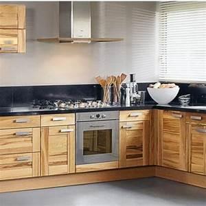 Cuisine En Bois Pas Cher : charmant peinture bois interieur pas cher 11 ilot de ~ Premium-room.com Idées de Décoration