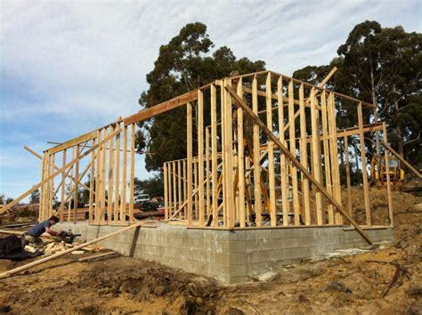 Framing The Walls 60k House