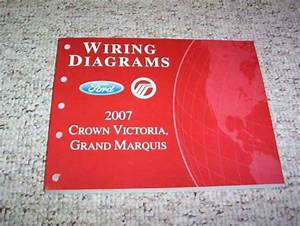 2007 Ford Crown Victoria Electrical Wiring Diagram Manual
