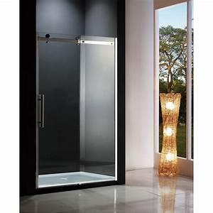 portes de douche coulissante alcove 60 pouces With porte douche 60