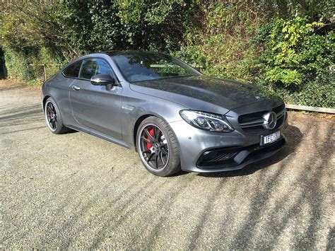 mercedes coupe amg 2017 mercedes amg c63 s coupe review caradvice