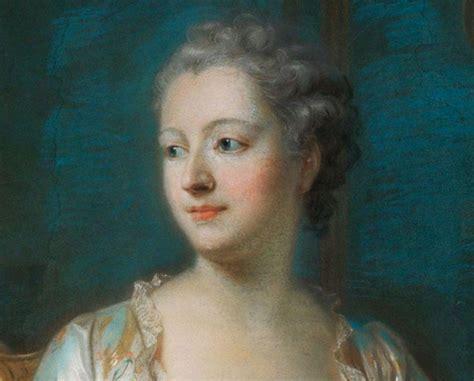 la marquise de pompadour delatour maurice quentin de la tour portrait de la marquise de pompadour 1752 55