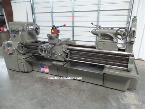 28″ X 72″ Monarch Engine Lathe  Mauldin Machine