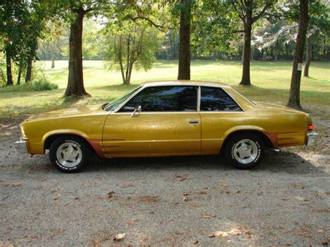 1979 Chevy Malibu Efi 350 4 Speed Not Ss,survivor,barn