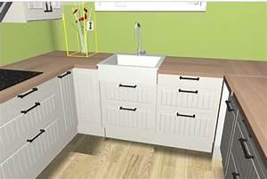 Ikea Cuisine Evier : ma petite cuisine ikea 40 messages ~ Melissatoandfro.com Idées de Décoration