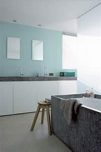 Carrelage Vert D Eau : un carrelage vert d eau dans ma salle de bain la peinture qui change tout ~ Melissatoandfro.com Idées de Décoration