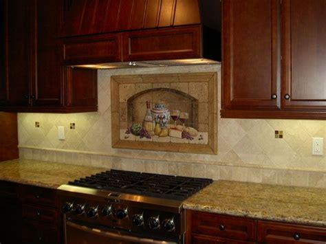 tile borders for kitchen backsplash 23 best tumbled backsplash images on