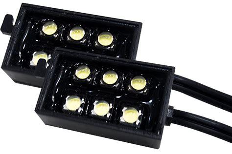 truck bed led light kit proz led truck bed rail lighting kit led bed rail lights