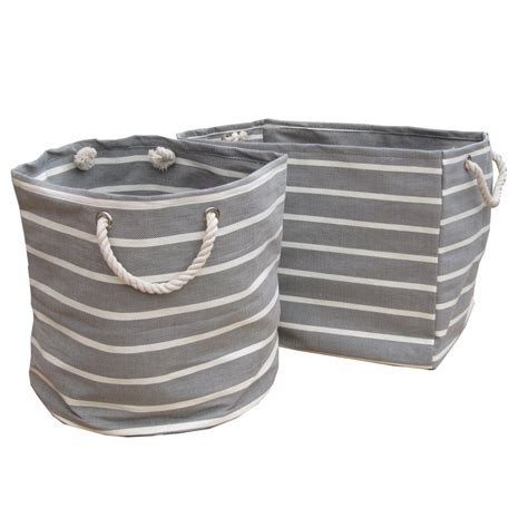 kitchen furniture handles grey white stripe large canvas bags